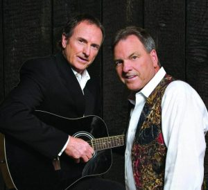Steve and Rudy Gatlin