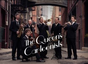 The Queen's Cartoonists