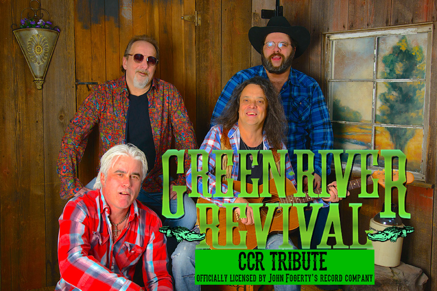 Green River Revival - CCR Tribute Band
